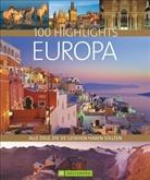 Elle Astor, Ellen Astor, Monik Baumüller, Monika Baumüller, Jörg Berghoff, Dietmar Falk... - 100 Highlights Europa