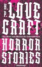 H. P. Lovecraft, Wolfgan Hohlbein - Horror Stories