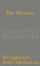 Michae Krupp, Michael Krupp - Die Mischna