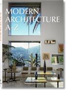 TASCHEN, Aureli Taschen - Moderne Architektur A-Z