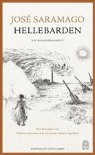 José Saramago, Günter Grass - Hellebarden