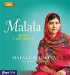 Patricia McCormick, Malal Yousafzai, Malala Yousafzai, Leonie Landa - Malala. Meine Geschichte, 1 MP3-CD (Hörbuch)