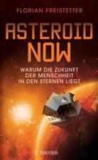 Florian Freistetter - Asteroid Now