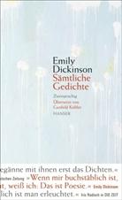 Emily Dickinson, Gunhil Kübler, Gunhild Kübler - Sämtliche Gedichte