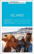 Christian Nowak - MERIAN momente Reiseführer Island