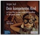 Jesper Juul, Angela Dietz, Leonhard Hohm, Claus Vester, Knut Krüger - Dein kompetentes Kind, MP3-CD (Hörbuch)