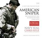 Jim DeFelice, Chri Kyle, Chris Kyle, Scot McEwen, Scott McEwen, Roman Roth - American Sniper (Hörbuch)