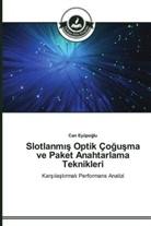 Can Eyüpo lu, Can Eyüpoglu - Slotlanm Optik Ço u ma ve Paket Anahtarlama Teknikleri