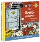 Martin Widmark, Jens Wawrczeck, Maike Dörries - Detektivbüro LasseMaja - Das Hotelgeheimnis, 1 Audio-CD (Hörbuch)