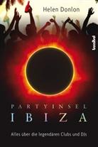 Helen Donlon, Richie Hawtin, Kirsten Borchardt - Partyinsel Ibiza