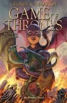 Danie Abraham, Daniel Abraham, George R Martin, Tommy Patterson, George R. R. Martin - Game of Thrones -  Das Lied von Eis und Feuer