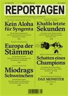 Hannes Grassegger, Michaël Jarjour, Margrit Sprecher, Julie Zaugg - Reportagen. Bd.21