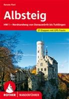 Renate Florl - Rother Wanderführer Albsteig