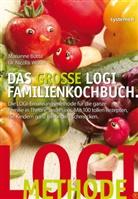 Mariann Botta, Marianne Botta, Nicolai Worm, Nicolai (Dr.) Worm - Das große LOGI-Familienkochbuch