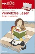 Heiner Müller, Heinz Vogel - mini LÜK, Übungshefte: Vernetztes Lesen