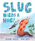 Tony Ross, Jeanne Willis, Tony Ross - Slug Needs a Hug