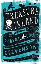 Robert Louis Stevenson, Robert Louis Stevenson, David Mackintosh - Treasure Island