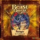 Adam Blade, Jona Mues - Beast Quest, Paragor der Teufelswurm, 1 Audio-CD (Hörbuch)
