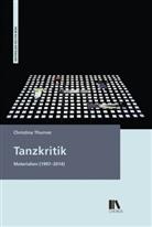 Christina Thurner - Tanzkritik