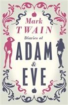 Mark Twain - Diaries of Adam and Eve
