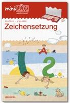 Heik Judith, Heiko Judith, Christiane Wagner, Heinz Vogel - mini LÜK, Übungshefte: Zeichensetzung ab Klasse 3