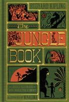Rudyard Kipling, Minalima, Minalima Ltd. - The Jungle Book