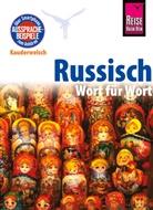 Elke Becker - Russisch - Wort für Wort