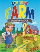 Speedy Publishing Llc - On The Farm Coloring Farm