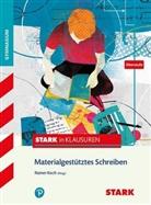 Lotha Adam, Lothar Adam, Rainer Koch, Frank Lunkenheimer, Raine Koch, Rainer Koch - Materialgestütztes Schreiben