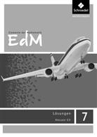 Heinz Griesel, Werner Ladenthin, Helmut Postel, Friedrich Suhr - Elemente der Mathematik (EdM) SI, Ausgabe Hessen G9 (2013): 7. Schuljahr, Schülerband Lösungen