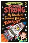 Jeremy Strong - My Brother's Famous Bottom Takes Off!