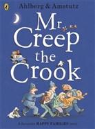 Allan Ahlberg, Ahlberg Allan, Andre Amstutz, Andre Amstutz - Mr Creep the Crook