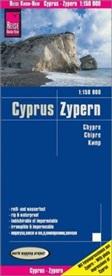 Collectif, Peter Rump Verlag, XXX, Reise Know-How Verlag Peter Rump - Chypre - 1/150.000