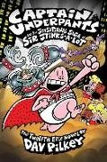 Dav Pilkey, Dav/ Pilkey Pilkey, Dav Pilkey - Captain Underpants and the Sensational Saga of Sir Stinks-a-lot - Book 6