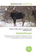 Agne F Vandome, John McBrewster, Frederic P. Miller, Agnes F. Vandome - Saskatchewan