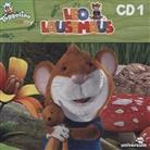 Leo Lausemaus. Tl.1, 1 Audio-CD (Hörbuch)
