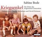 Sabine Bode, Claudia Michelsen, Devid Striesow - Kriegsenkel, 4 Audio-CDs (Hörbuch)