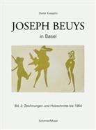 Joseph Beuys, Diete Koepplin, Dieter Koepplin, Öffentlich Kunstsammlung Basel - Joseph Beuys in Basel - 2: Zeichnungen und Holzschnitte bis 1954