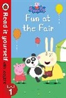 Ladybird, Peppa Pig - Peppa Pig: Fun At the Fair - Read It Yourself With Ladybird