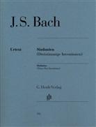 Johann Sebastian Bach, Ullrich Scheideler - Bach, Johann Sebastian - Sinfonien (Dreistimmige Inventionen)