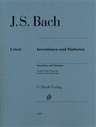 Johann Sebastian Bach, Ullrich Scheideler - Bach, Johann Sebastian - Inventionen und Sinfonien