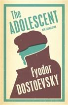 Fyodor Dostoevsky, Fjodor M. Dostojewskij - The Adolescent