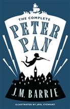 J. M. Barrie, J.M. Barrie, James M Barrie, James Matthew Barrie, Sir J. M. Barrie, BARRIE J M... - The Complete Peter Pan