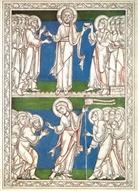 Das Antiphonar von St. Peter. Tl.2