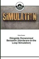Erkan Duman - Döngüde Donan msal Benzetim (Hardware-in-the Loop Simulation)