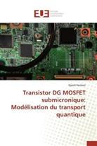 Djamil Rechem, Rechem-d - Transistor dg mosfet
