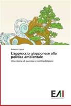 Roberto Cappai - L'approccio giapponese alla politica ambientale