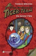 Thomas Brezina, Thomas C. Brezina, Naomi Fearn - Ein Fall für dich und das Tiger-Team - Die Geister-Fälle