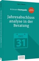Werner Freund, Hans J Nicolini, Hans J. Nicolini, Axel Schmidt - #steuernkompakt Jahresabschlussanalyse in der Beratung