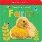 Inc. Scholastic, Scholastic Inc. (COR), N/A Various - Touch and Feel Farm